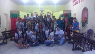 Setor Juventude de Tauá realiza encontro com os Jovens da Cachoeirinha