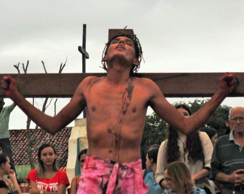 Quiterianópolis: nesta Sexta-Feira da Paixão