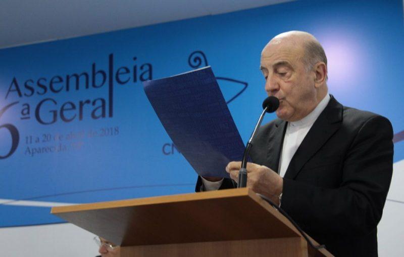 ELEIÇÕES 2018: COMPROMISSO E ESPERANÇA MENSAGEM DA 56ª ASSEMBLEIA GERAL DA CNBB AO POVO BRASILEIRO