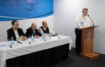 MENSAGEM DA CONFERÊNCIA NACIONAL DOS BISPOS DO BRASIL AO POVO DE DEUS