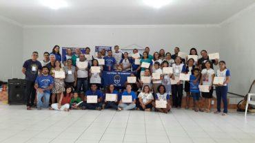 PASTORAL DA SOBRIEDADE REALIZA CURSO DE FORMAÇÃO DE NOVOS AGENTES