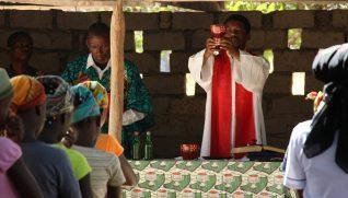 A Eucaristia é Jesus