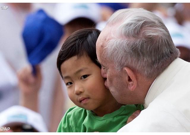 """Papa: """"Proteger os filhos dos ressentimentos do casal"""""""