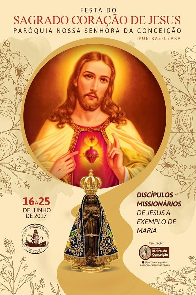 Festa do Sagrado Coração de Jesus em Ipueiras