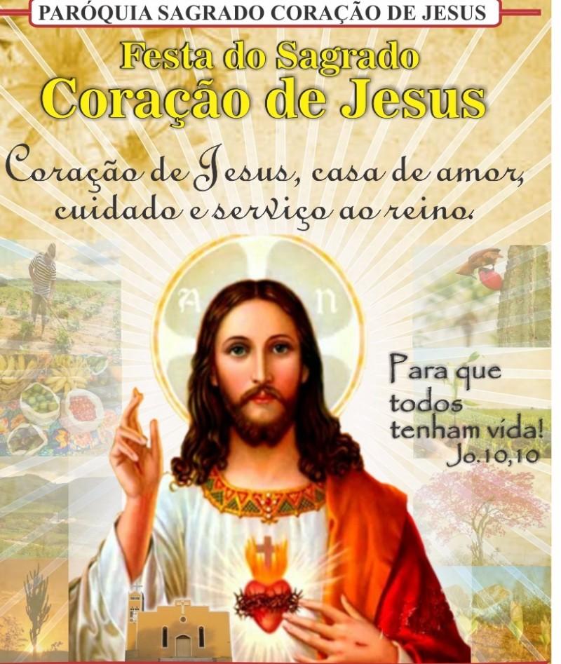 Festa do Sagrado Coração de Jesus – Ipaporanga