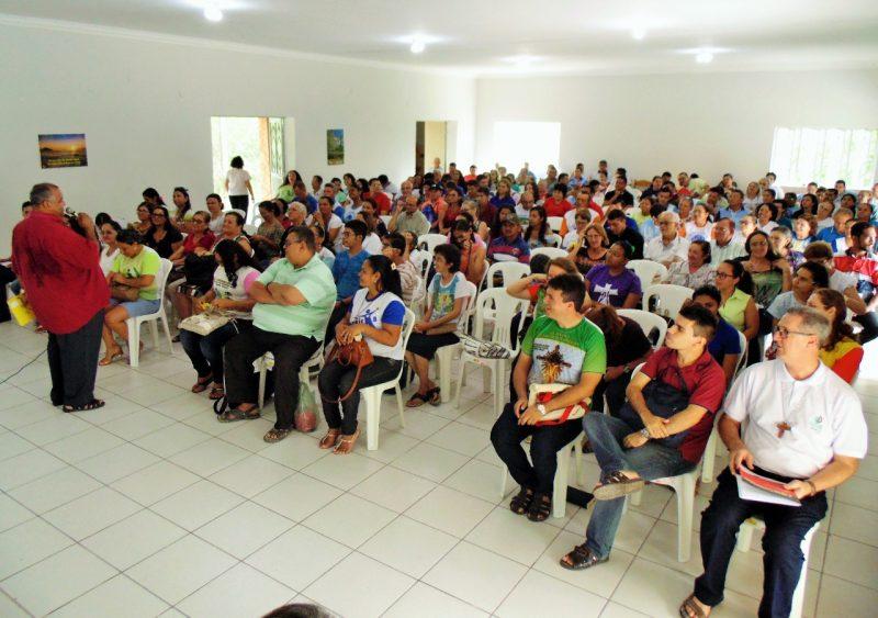 Diocese de Crateús realiza Encontro das Pastorais