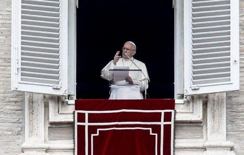 Papa Francisco no Angelus de 9 de setembro: fugir do egoísmo e do fechamento do coração
