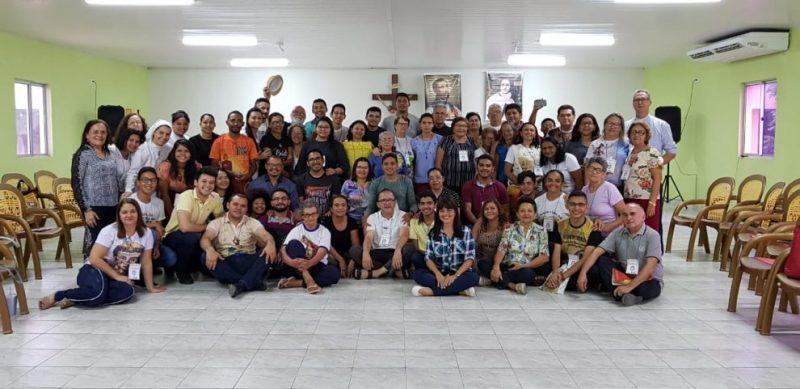 Encontro de animação e formação missionária no Ceará