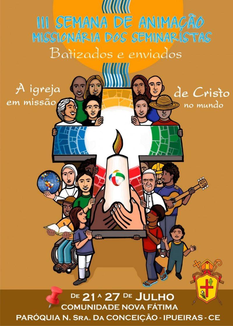 III SEMANA DE ANIMAÇÃO MISSIONÁRIA DOS SEMINARISTAS