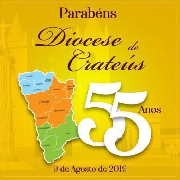 Diocese de Crateús – 55 Anos