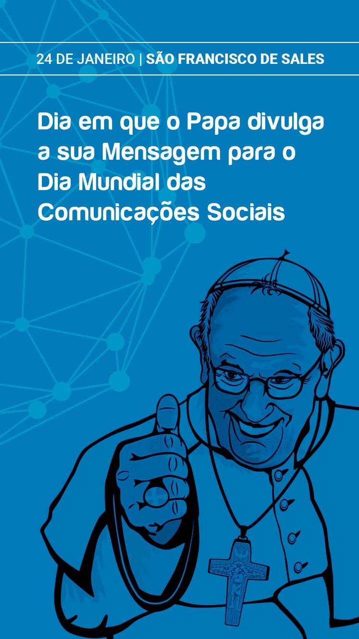Histórias que edifiquem: Papa na mensagem para o 54º Dia Mundial das Comunicações Sociais