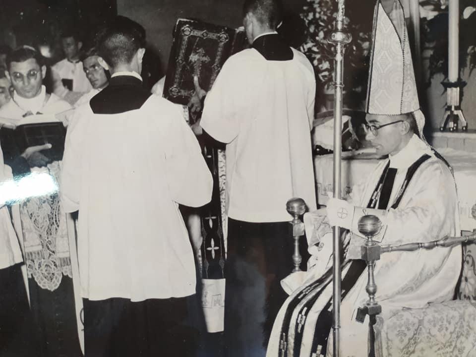 63 anos da Ordenação Episcopal de Dom Fragoso