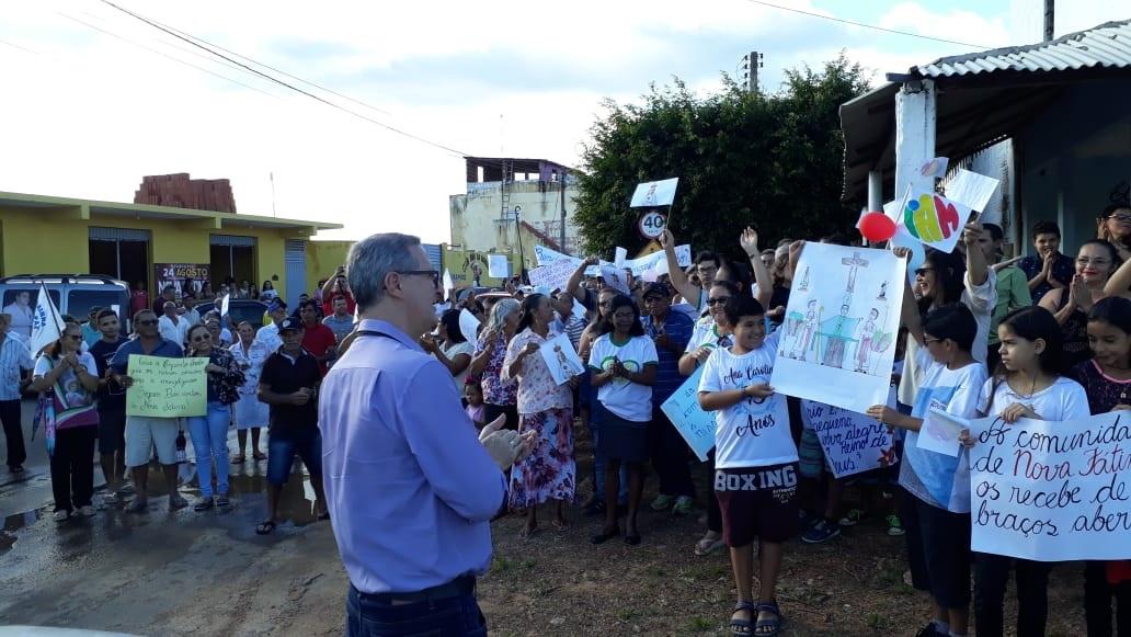 CARTA ÀS COMUNIDADES – PENTECOSTES 2020